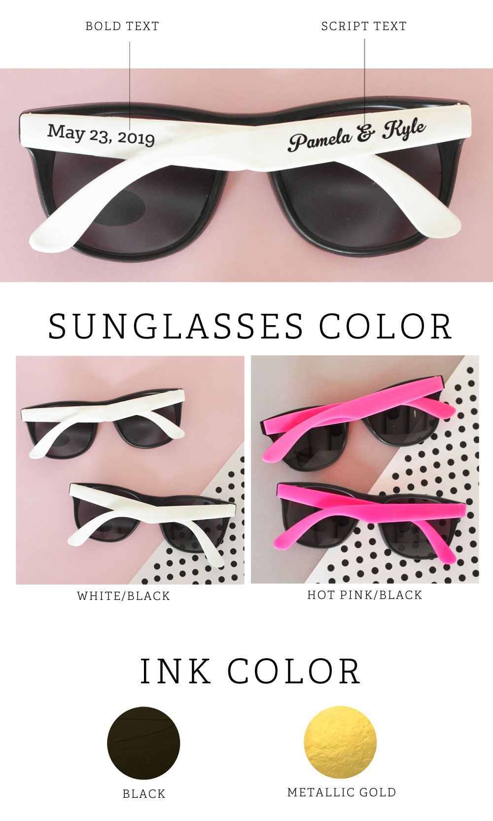 68f0d4fc080 View Sunglasses Color and Ink Color Options